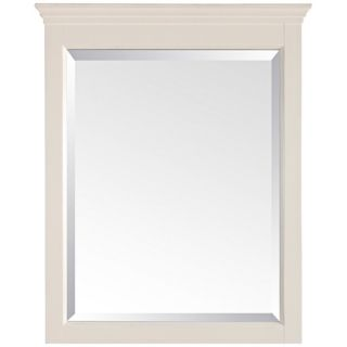 "Tropica Antique White 32"" High Tall Wall Mirror   #R9024"