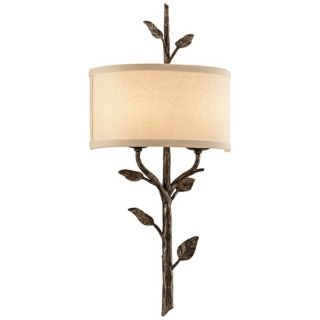 Almont 12 1/4 Wide Cottage Bronze Wall Sconce   #W4395