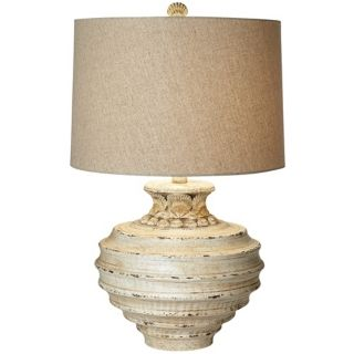 Ocean Crown Sea Shell Table Lamp   #V2289