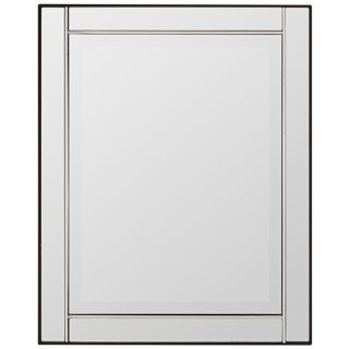 "Cooper Classics Jansen 30"" High Rectangular Wall Mirror   #X7021"