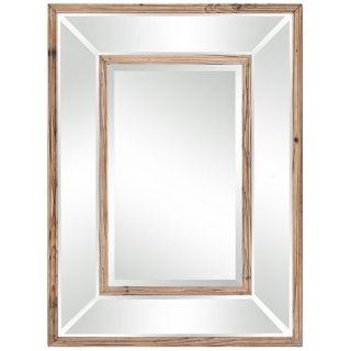 "Cooper Classics Odessa 32"" High Wall Mirror   #U8530"