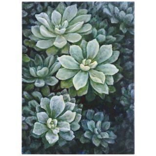"Uttermost 38"" High Succulent Serenade Hand Painted Wall Art   #V3989"