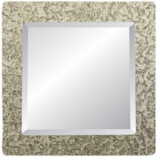 "Moulin Rouge Lyon 36"" Square Wall Mirror   #X3065"