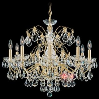 "Schonbek Century Collection 26"" Wide Crystal Chandelier   #N1360"