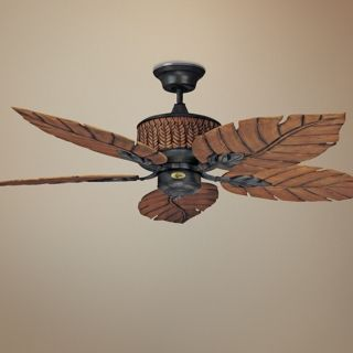 "52"" Concord Fernleaf Breeze Energy Star Outdoor Ceiling Fan   #69939"
