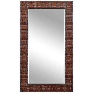 "Uttermost Adel 71"" High Hand Forged Metal Wall Mirror   #P4444"
