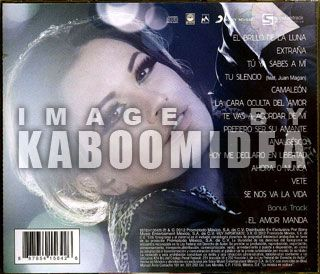 Maria Jose de Noche Epecial Mexican Edition CD New Bonus Track El Amor