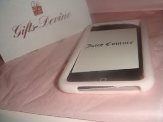 Juicy Couture iPod Touch 2G Case Pink with Scottie Logo
