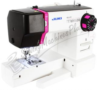 Juki HZL 27Z Deluxe Compact Sewing Machine Show Model Only 12 Lbs