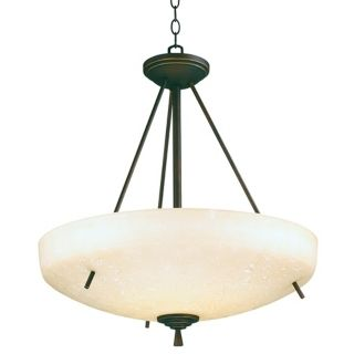 Ferros Collection ENERGY STAR Bronze Pendant Chandelier   #31066