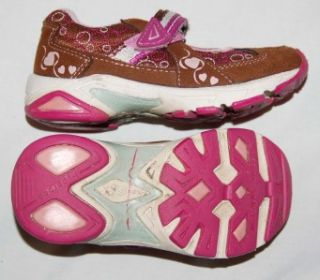 Jumping Jacks Little Girls Canvas Velcro Mary Janes, Size 8M, Non