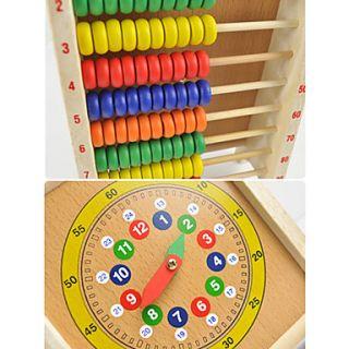 EUR € 14.71   madera ábaco y la campana de juguetes para el bebé