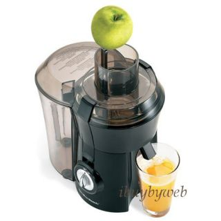 Hamilton Beach 67601 Big Mouth 800 Watt Juice Extractor