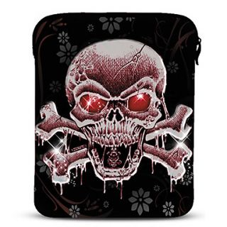 USD $ 8.69   Bloody Skull Neoprene Tablet Sleeve Case for 10 Samsung