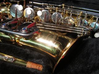 Jupiter JAS 769 Alto Sax Saxophone w Case
