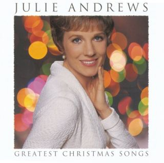 Julie Andrews Greatest Christmas Songs New CD