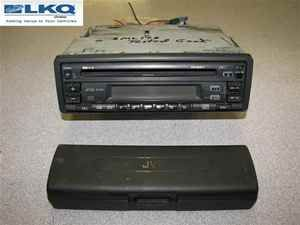 Aftermarket JVC KD GS611 CD Player Radio Used LKQ