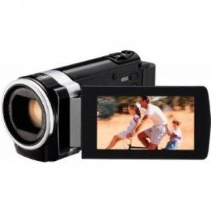 JVC GZHM445 HD Digital Video Camcorder Camera   Black