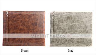 EUR € 12.59   protección pu bolsa de imán con cinta para iPad 2