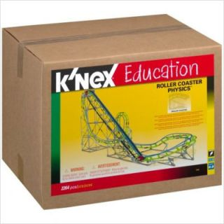 NEX Education Roller Coaster Physics Building Set 78880