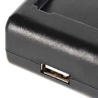 externa teléfono celular cargador de la batería con puerto USB para