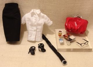 Barbie No 2 Model Muse Doll from The Tim Gunn Collection New