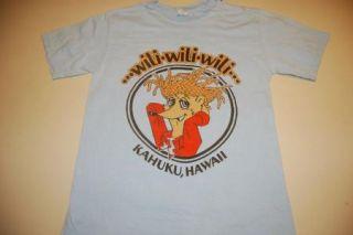 70s oahu hawaii t shirt t shirt small kahuku mongoose feret logo 3 3 3