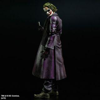 Square Enix Play Arts Kai Batman The Dark Knight Trilogy Joker Action