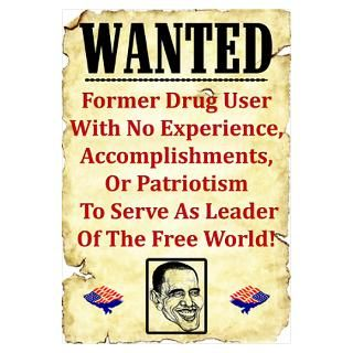 Funny Anti Obama Posters & Prints