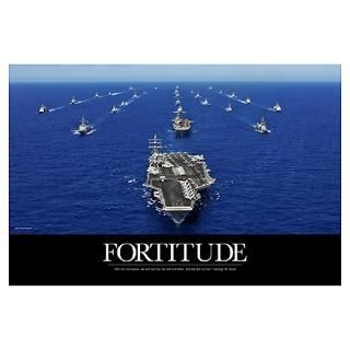 Motivational Poster USS Ronald Reagan Poster