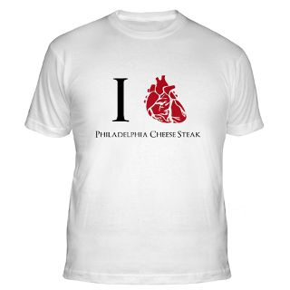 Love Philadelphia Cheese Steak Gifts & Merchandise  I Love