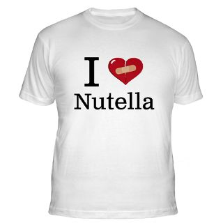 Love Nutella T Shirts  I Love Nutella Shirts & Tees