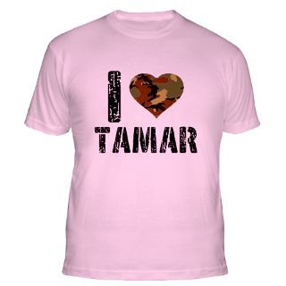 Love Tamar T Shirts  I Love Tamar Shirts & Tees