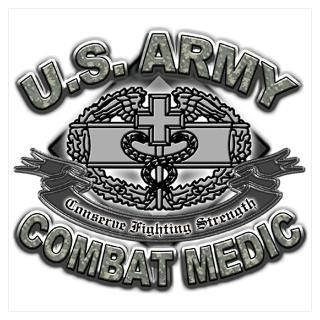 Wall Art  Posters  US Army Combat Medic Poster
