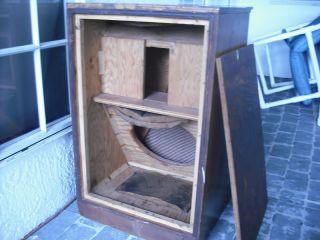 Karlson Style Speaker Cabinets Vintage