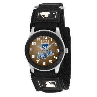 Kansas City Royals MLB Baseball Wrist Watch Velcro Strap Wristwatch