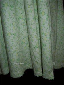 Karen Neuburger Long Gown Sweet Blossom Green 2X