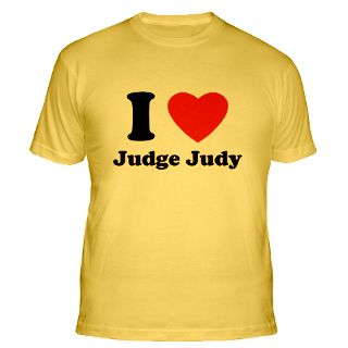 Love Judge Judy Gifts & Merchandise  I Love Judge Judy Gift Ideas