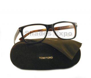 New Tom Ford Eyeglasses TF 5163 Shiny Black 005 TF5163