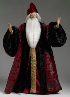 Tonner Dolls Albus Dumbledore 17 Headmaster Harry Potter Nefb