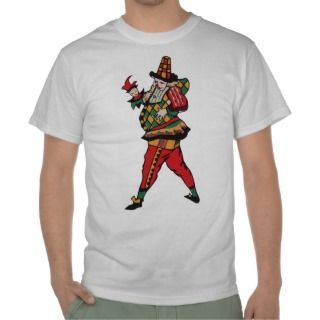 Court Jester T shirts, Shirts and Custom Court Jester Clothing