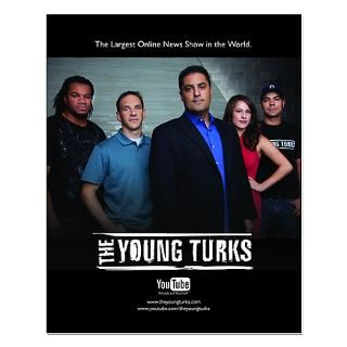The Young Turks Small Poster  The Young Turks Store  Where TYT
