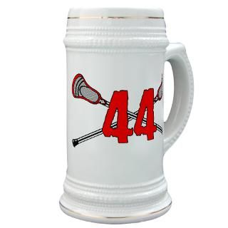 Gifts  Kitchen and Entertaining  Lacrosse Number 44 Stein