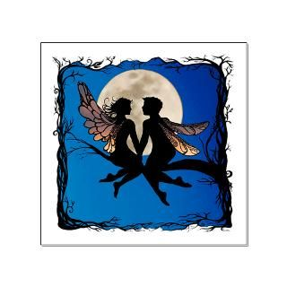 size 23 5 x 23 0 view larger fairy couple large poster $ 20 00 qty