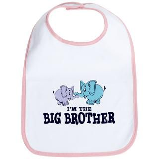 Big Brother Bib  Elephants Big Brother Shirts  Big Sister T