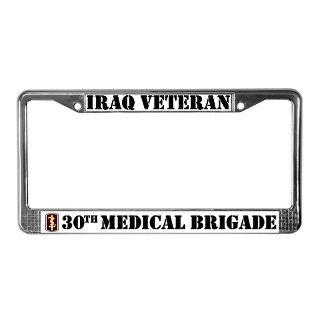 Combat Veteran License Plate Frame  Buy Combat Veteran Car License