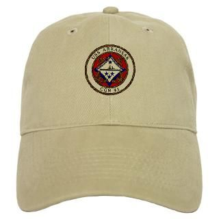 USS Arkansas CGN 41 Baseball Cap