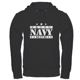 Navy Mom Hoodies & Hooded Sweatshirts  Buy Navy Mom Sweatshirts