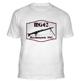 MG 42 Machine Gun Shirt