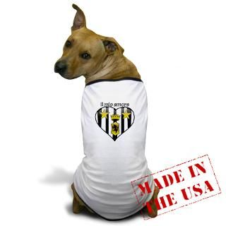 Amore Gifts  Amore Pet Apparel  Juventus Il mio amore Dog T Shirt